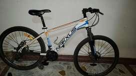 """Bicicleta rin """"26"""", 24 velocidades"""