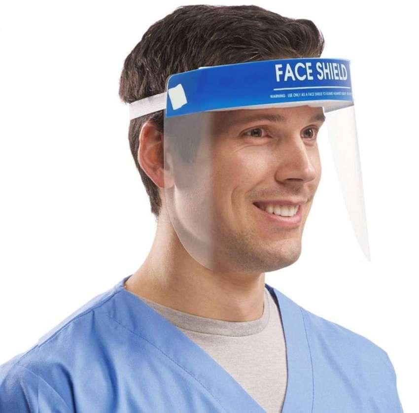 Careta Proteccion Facial 0