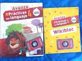 PRACTICAS DEL LENGUAJE 4- AVANZA