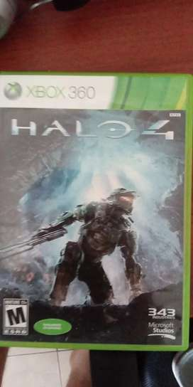 Vendo Halo 4 en físico original.