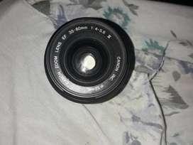 Se Vende Lente Canon 35mm