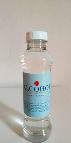 Alcohol antiséptico 120ml
