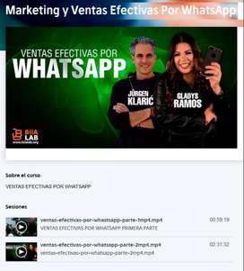Marketing y ventas efectivas por WhatsApp – Jurgen Klaric
