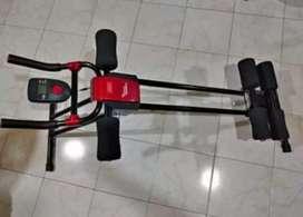 Maquina para hacer abdomen gluteos piernas brazos