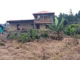 Se Vende Finca con Casa en Almedia Boyacá