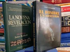 Libros, varios géneros literarios