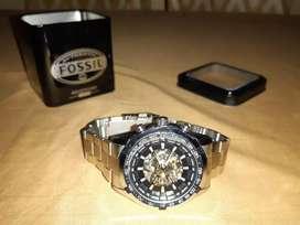 Reloj Fossil Automático $150