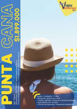 Te mereces descansar en Punta Cana