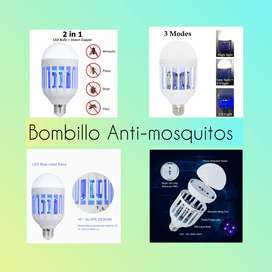 BOMBILLO ANTI-MOSQUITOS