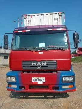 Camión MAN 14280 de venta buen estado