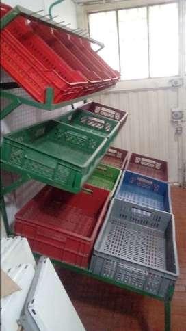 Mueble para fruver