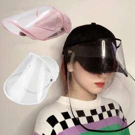 Gorras con protector removible - Niños y adultos