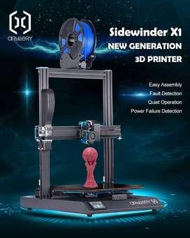 Artillery Sidewinder X1 - Impresora 3D