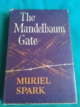 THE MANDELBAUN GATE . MURIEL SPARK . NOVELA EN INGLES JERUSALEM