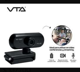 Camara web 1080