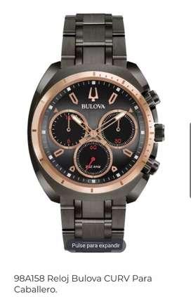 Reloj BULOVA CURVO Edición Limitada