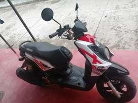 Vendo moto bws 125