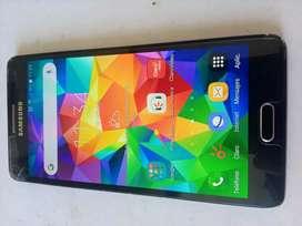 Vendo celular Samsung a 5 impecable con funda cargador brindado