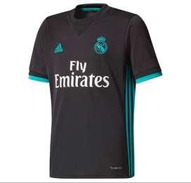 Camiseta adidas Jersey Real Madrid Away Niños Original