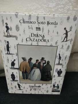 Libro Diana Cazadora