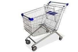vendo carro de supermercado
