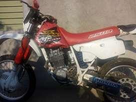 Moto Honda Xr250