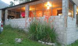 Alquilo cabaña en el Potrerillo (El Mollar)