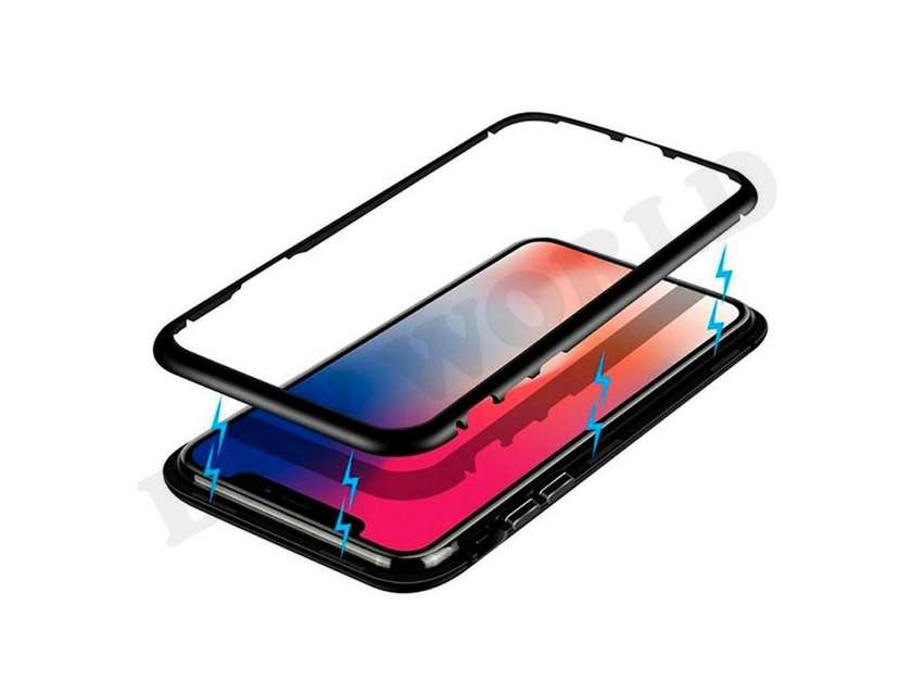 Bumper Magnetico Iphone X/Xs 0