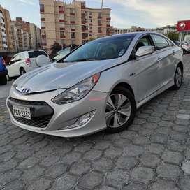 Hyundai Sonata Limited 2015