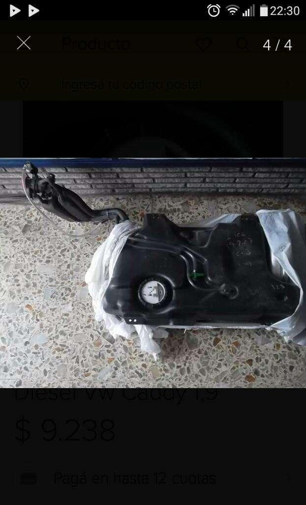 Vendo Tanque de Gasoil Vw Caddy 0