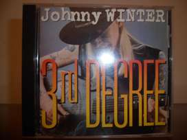 Johnny Winter 3rd degree cd