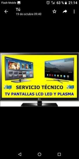 Especialistas en Televisión SMARTV CURVOS 4K