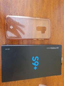 Samsung s9 plus libre de fábrica