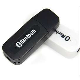 Usb Bluetooth Receptor Inalámbrico De 3,5 Mm Aux /auto/ Home