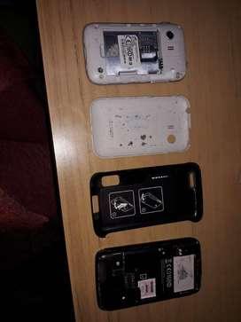 Vendo Samsung y Motorola