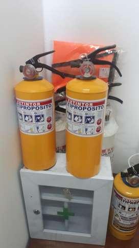 Extintor 5 10 20 Lbs Nuevos Y 2da