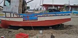 Vendo barco pesquero