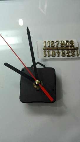 Maquinaria para Reloj, módulo