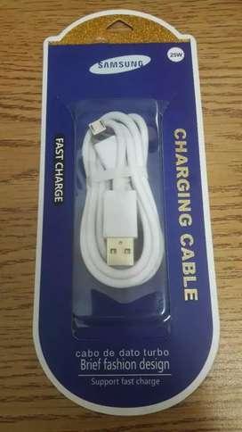 Cable USB Carga Rápido
