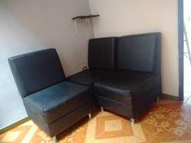 Muebles en cuero