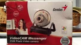 Vídeo cámara Messenger