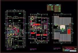 Planos en AutoCAD