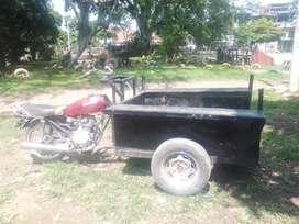 Mototriciclo grande