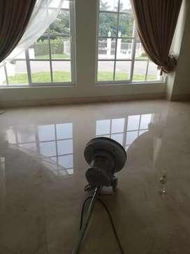 Cristalizado y desmanchado de pisos