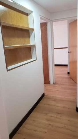 Arriendo apartamento en quinta paredes