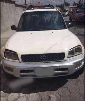 Toyota Rav-4 de 1998 en venta