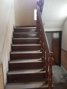 Escalera Torneada - Cajones