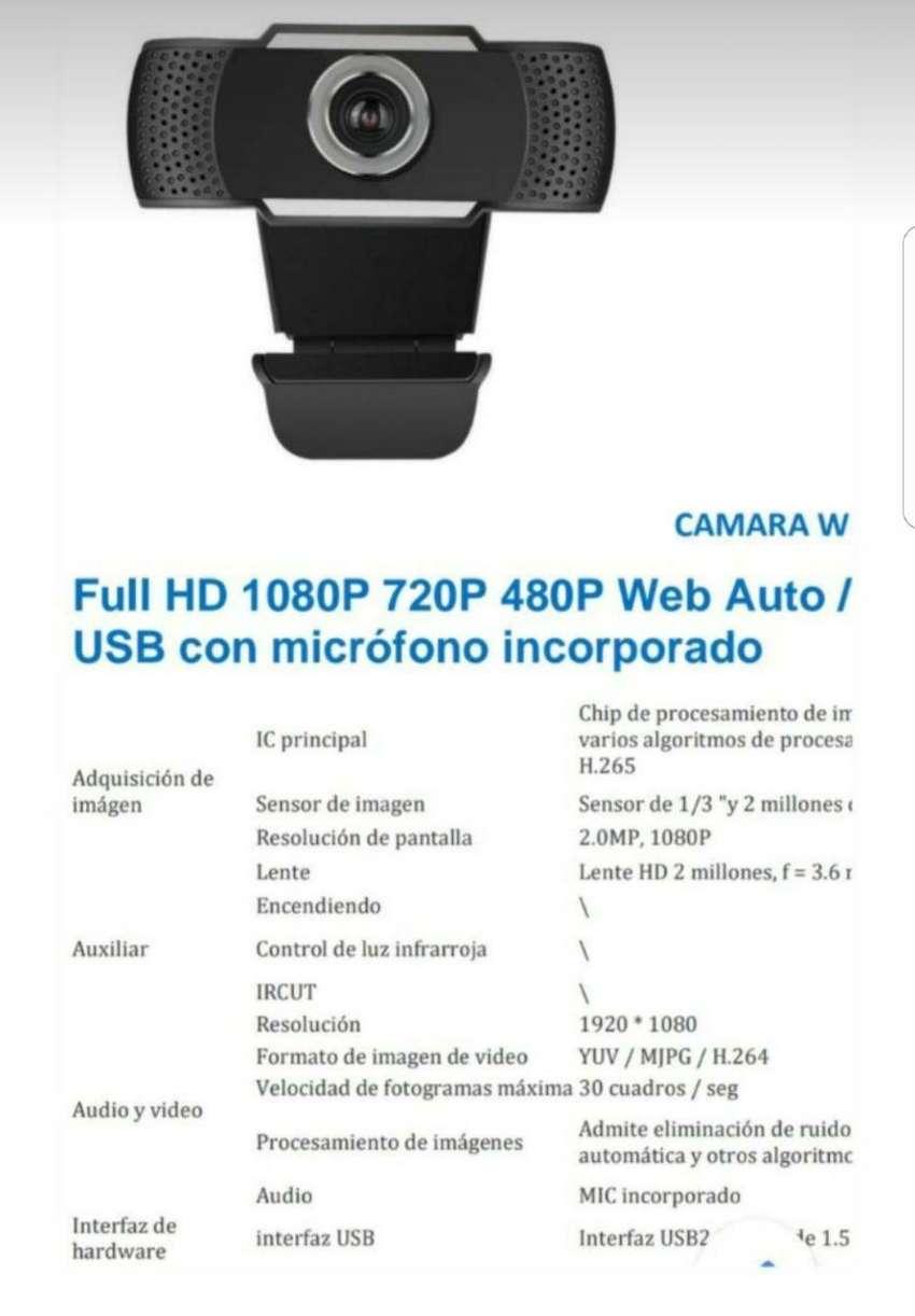 CAMARA WEB FULL HD 0