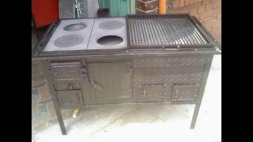 Estufas portatil de leña y carbon en Bogota