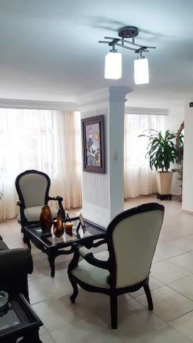Se vende apartamento MUTIS o permuta por parcela.